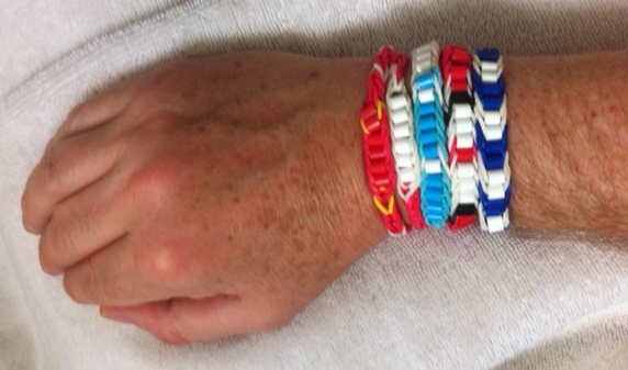 soccer bracelets zoomed out Support Your Favorite Team With Soccer Bracelets Featuring Your Club Colors