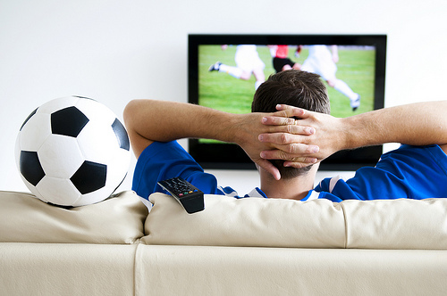 soccer on tv For Those About To Skip Work, We Salute You