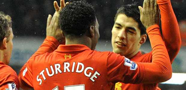 sturridge suarez We Are Witnessing the Final Stages of Liverpool's Revival
