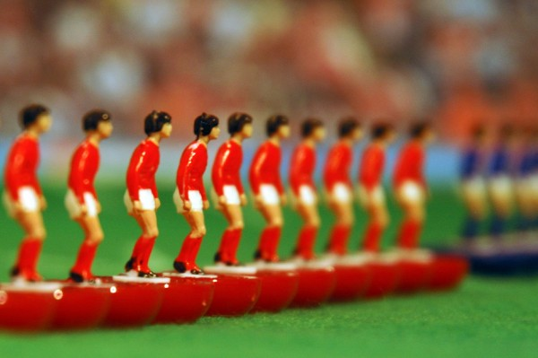 subbuteo 600x399 What If National Teams Only Featured Premier League Footballers? Here Are Our 14 All Star Squads