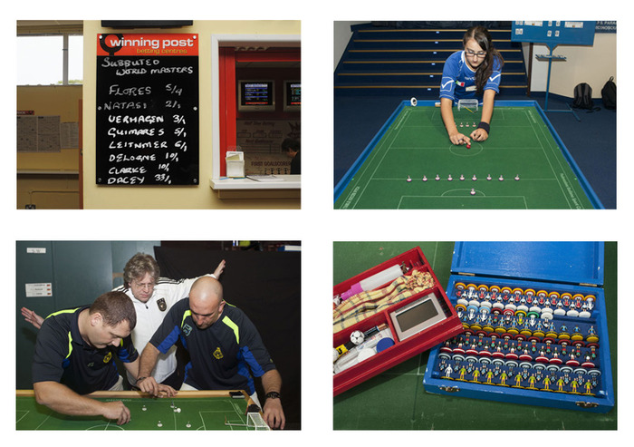 Review of 'In the Box,' A New Photobook About Subbuteo
