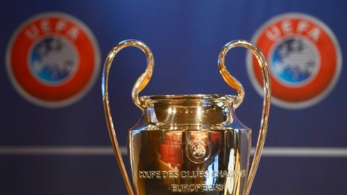 uefa champions league trophy UEFA Champions League Match Highlights: Man City vs Bayern Munich, Shakhtar Donetsk vs Man Utd & Other Matches [VIDEO]