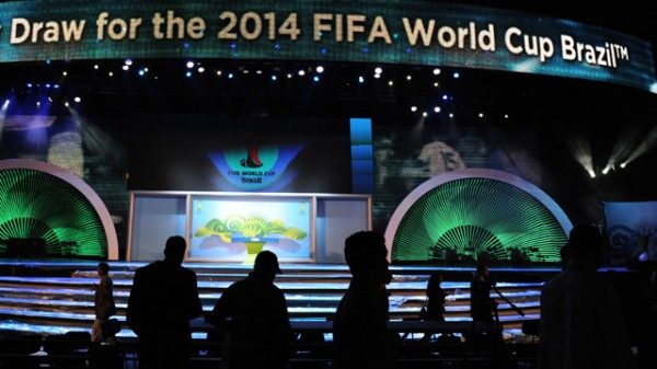 world cup draw 600x337 FIFAs World Rankings to Determine the 8 Seeds For World Cup 2014 Is Flawed