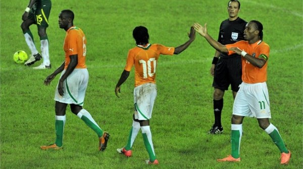 IVORY COAST 600x336 The Top 5 Must See Soccer Matches On Television And Internet This Week