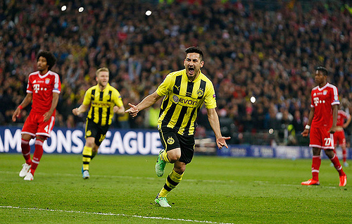 Ilkay Gundogan Kagawa Reus Swap Rumor is Rubbish, But Ilkay Gundogan Transfer to England Could Be On The Cards