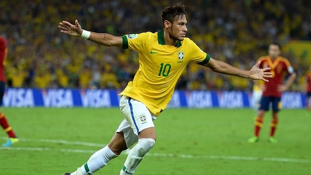 Neymar Confident Brazil Will Make Him a World Champion
