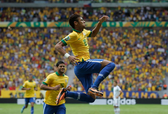 Neymar Key1 Brazil: World Cup 2014 Team Preview
