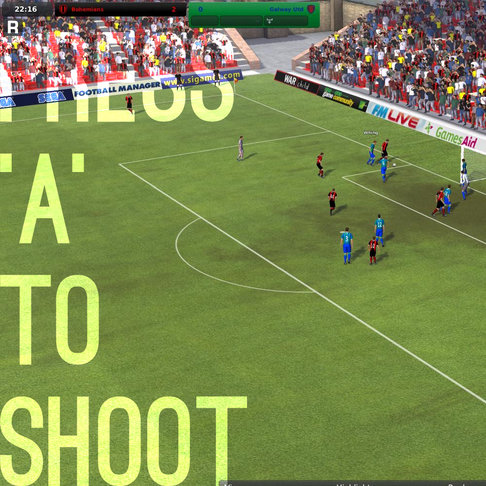 Press 'A' To Shoot: Ep.5 – Football Manager