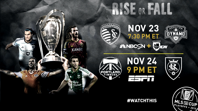 TWIM+Playoffs+11 22+USA5 Portland Timbers vs Real Salt Lake, 2nd Leg Preview: One Step Away From the MLS Cup