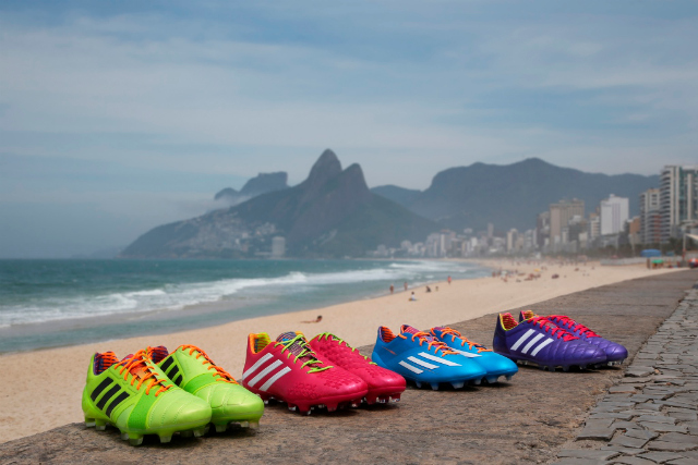 adidas Samba Collection adidas Launches World Cup 2014 Campaign With Brazil Inspired Samba Collection [VIDEO]