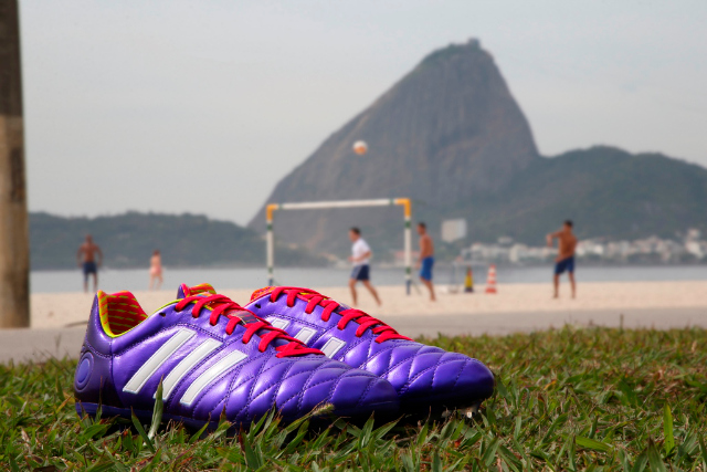 adidas Samba Collection 11Pro adidas Launches World Cup 2014 Campaign With Brazil Inspired Samba Collection [VIDEO]