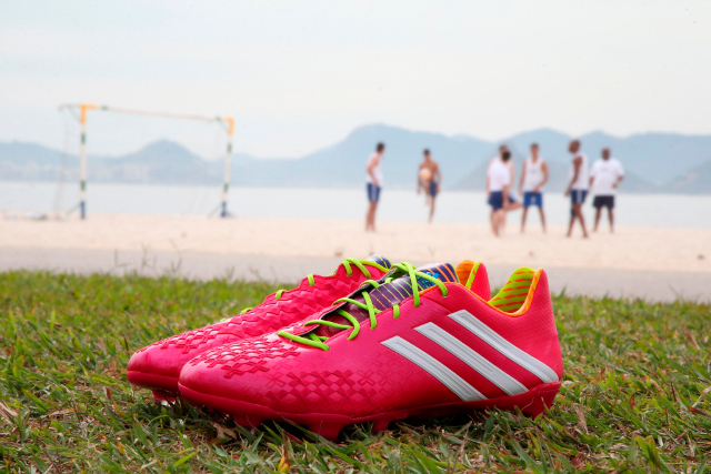 adidas Samba Collection Predator Lethal Zones adidas Launches World Cup 2014 Campaign With Brazil Inspired Samba Collection [VIDEO]