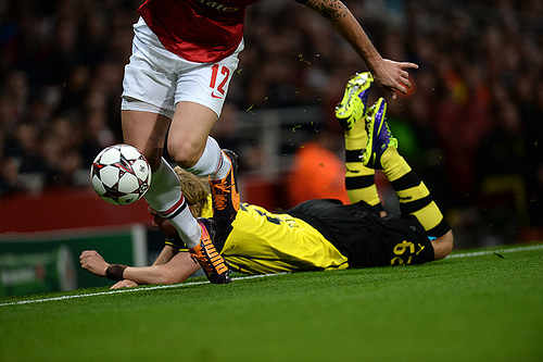 arsenal dortmund Despite Defeat to Arsenal, Borussia Dortmund Are Still The Better Team