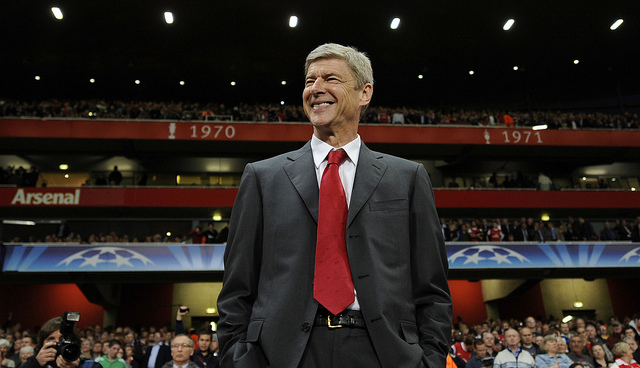 arsene wenger1 Arsene Wenger Will Be the First to Tell Us When Hes Finished at Arsenal