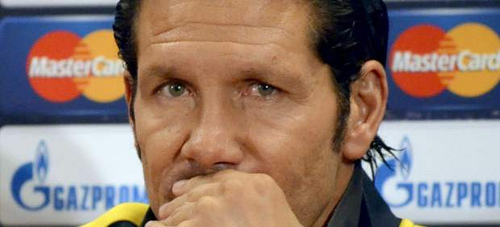 diego simeone Top 7 Candidates to Replace Manchester United Manager David Moyes