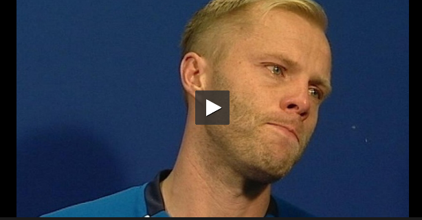 eidur gudjohnsen Eidur Gudjohnsen Breaks Into Tears After Missing Out On World Cup In Final Game For Iceland [VIDEO]