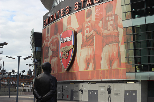 emirates stadium Why Wenger's Arsenal Are The Unquestionable Premier League Title Favorites