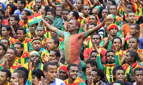 ethiopia fans Nigeria vs Ethiopia, World Cup Playoff 2nd Leg: Open Thread