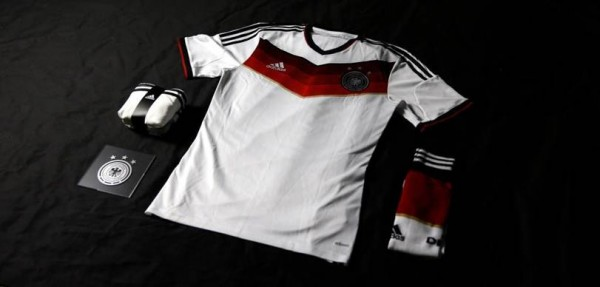 germany world cup shirt 600x287 Where to Buy the Germany World Cup Shirt For Brazil 2014