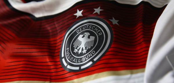 germany world cup shirt closeup 600x286 Where to Buy the Germany World Cup Shirt For Brazil 2014