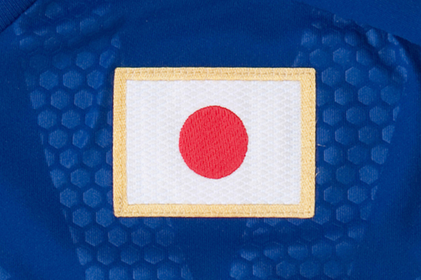japan world cup shirt fromt side Japan World Cup Shirt For 2014 Tournament In Brazil From adidas: Official [PHOTOS]