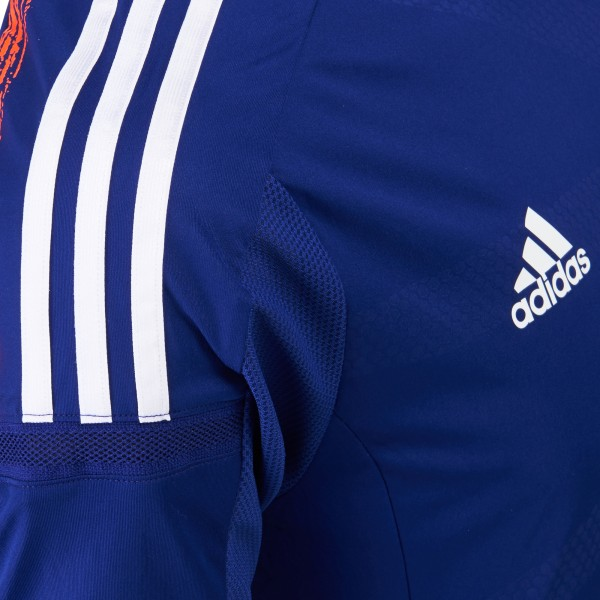 japan world cup shirt stripes 600x600 Japan World Cup Shirt For 2014 Tournament In Brazil From adidas: Official [PHOTOS]