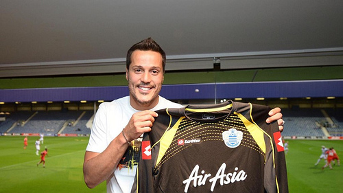 julio cesar Julio Cesar Would Be An Ideal Fit to Give Joe Hart Competition at Manchester City
