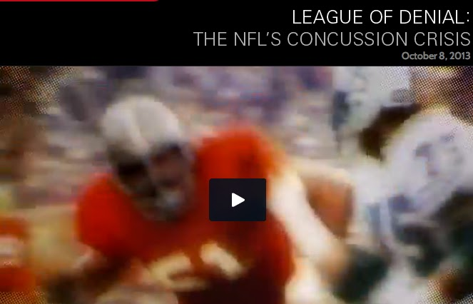 league of denial Watch These 2 Documentaries That Examine How Dangerous Concussions are in Sport