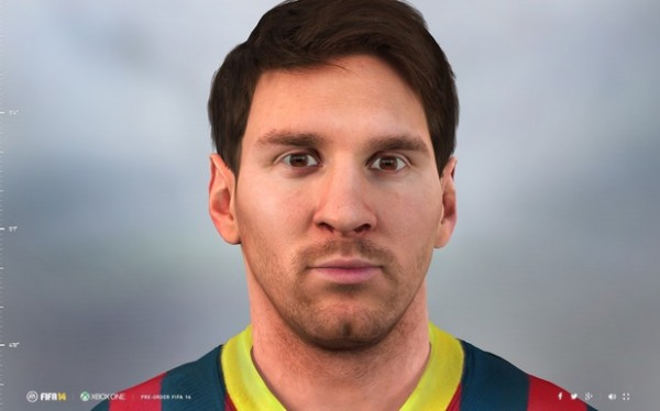 leo messi1 600x374 Freaky FIFA 14 TV Ad Turns Video Gamer Into Leo Messi [VIDEO]