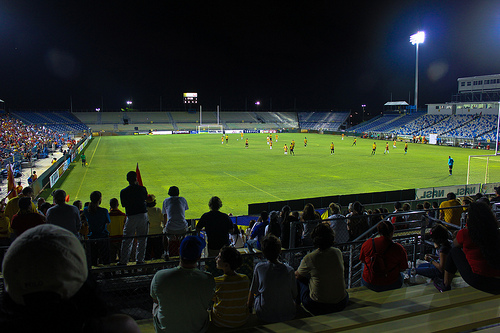 lockhart stadium 8 Stadium Options for David Beckhams Miami MLS Team