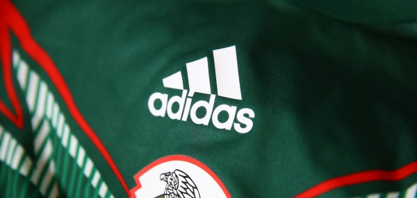 mexico world cup shirt adidas 600x286 Where to Buy the Mexico World Cup Shirt for 2014: Official [PHOTOS]