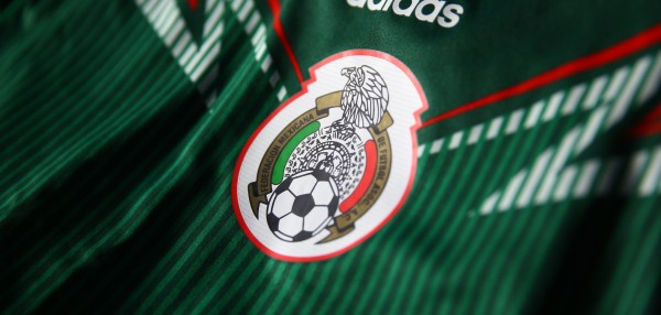 mexico world cup shirt detail front 600x286 Where to Buy the Mexico World Cup Shirt for 2014: Official [PHOTOS]