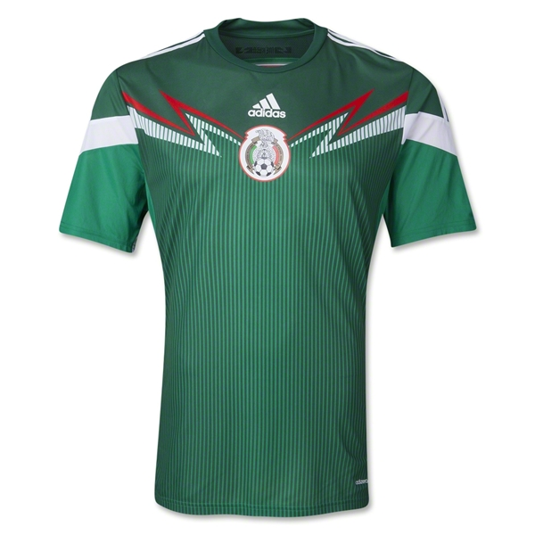 mexico world cup shirt Leaked Photos of World Cup Shirts That The 32 Teams Will Wear In Brazil