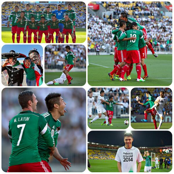 mexico Mexicos Next Biggest Challenge: How to Integrate the European Based Players Back Into the Team