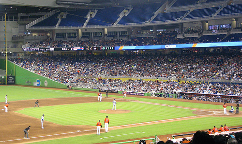 miami marlins stadium Why David Beckhams Miami MLS Team Shouldnt Play at Marlins Park or FIU Stadium