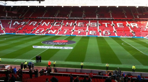 old trafford 600x333 Premier League Sunday, Gameweek 11: Open Thread