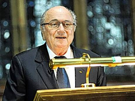 sepp blatter Sepp Blatters Bizarre Address to Oxford University: Full Speech [VIDEO]