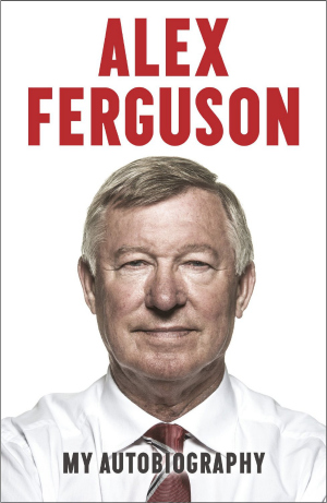 sir alex ferguson my autobiography Soccer Books: Gift Guide