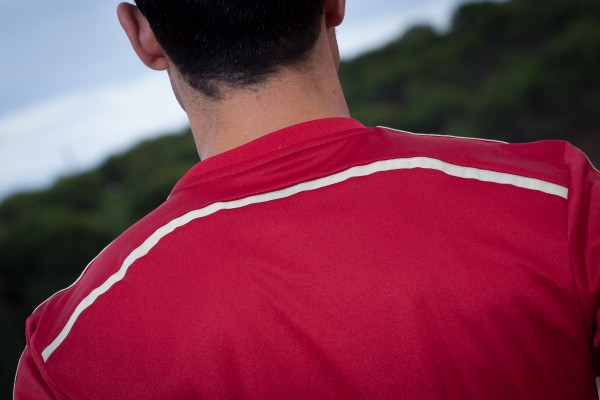 spain world cup shirt back 600x400 Spain 2014 World Cup Shirt From adidas: Official [PHOTOS]
