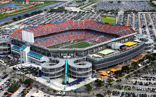 sun life stadium 8 Stadium Options for David Beckhams Miami MLS Team