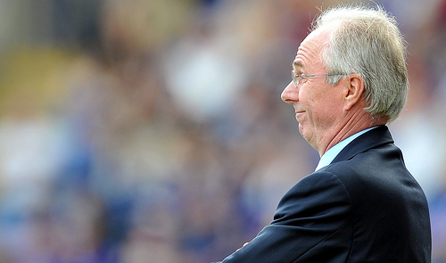sven goran eriksson Doubts About England Selection