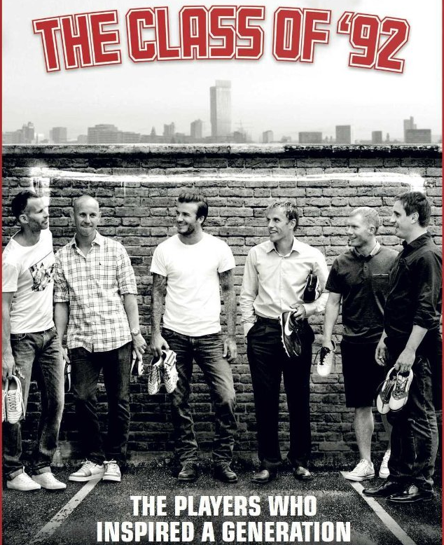 the class of 92 Watch the Trailer for the Manchester United The Class Of 92 Documentary [VIDEO]
