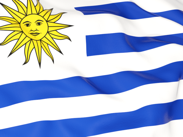 uruguay flag Uruguay Want to Use Brazil 2014 to Make a Statement of Intent to Host FIFA World Cup 2030