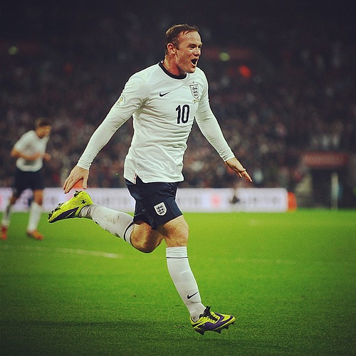 wayne rooney2 England Officially Announce Two Friendlies To Be Played In United States This Summer
