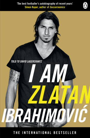 zlatan ibrahimovic book Soccer Books: Gift Guide