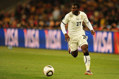 Asamoah Key1 Ghana: World Cup 2014 Team Preview
