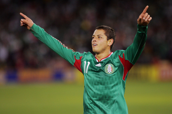 Chicharito Key Mexico: World Cup 2014 Team Preview