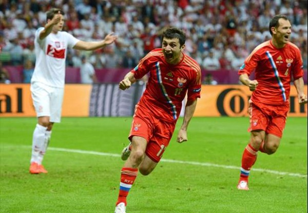 Dzagoev Key 600x416 Russia: World Cup 2014 Team Preview