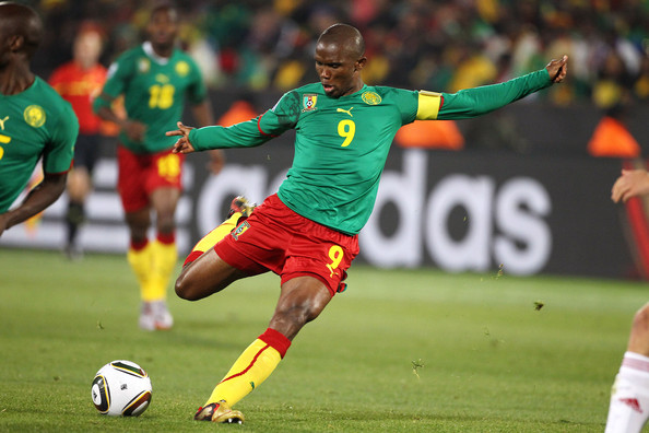 Samuel Eto'o Retires From International Football