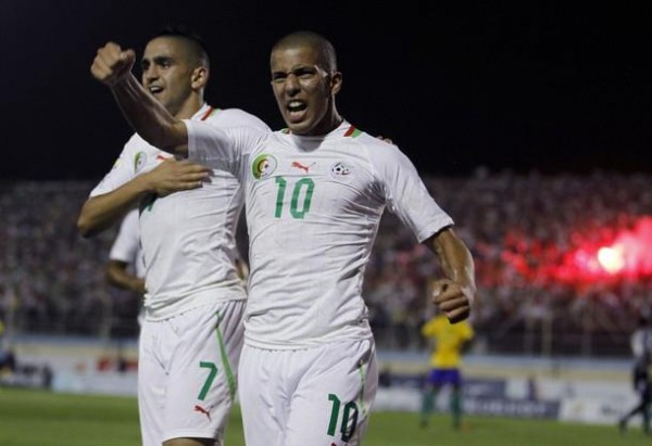 Feghouli Key 600x411 Algeria: World Cup 2014 Team Preview